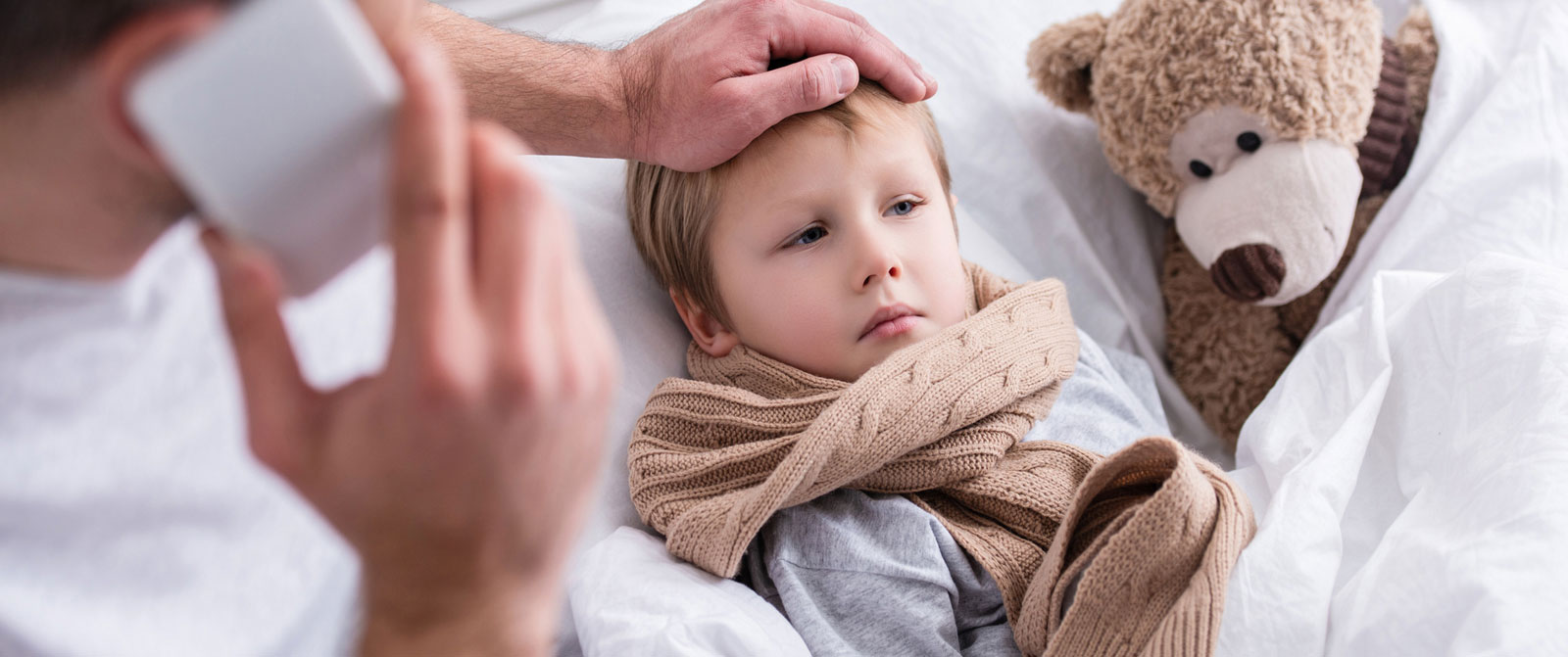 Diferencias del CRUP con el Covid-19 en niños pequeños