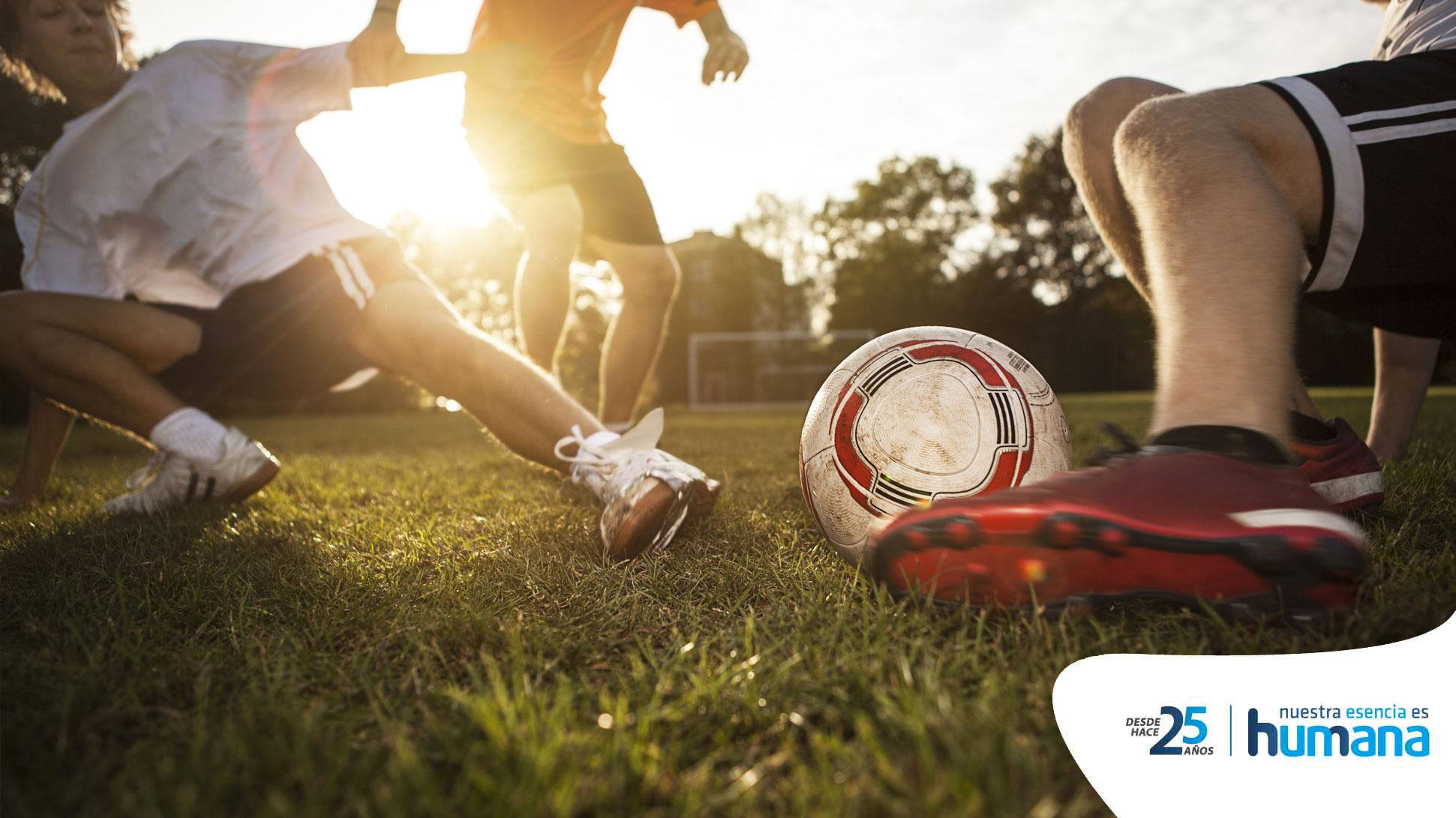 Lleva el fútbol a otro nivel